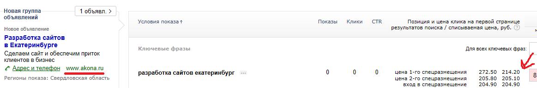 """Испорчена """"карма домена"""" некачественной РК"""